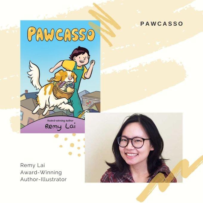 Remy Lai: Pawcasso