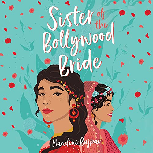 SISTER OF THE BOLLYWOOD BRIDE: audiobook cover