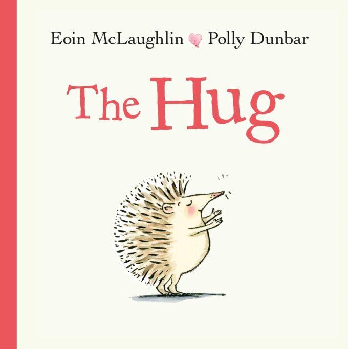 The Hug by Eoin McLaughlin Book Cover