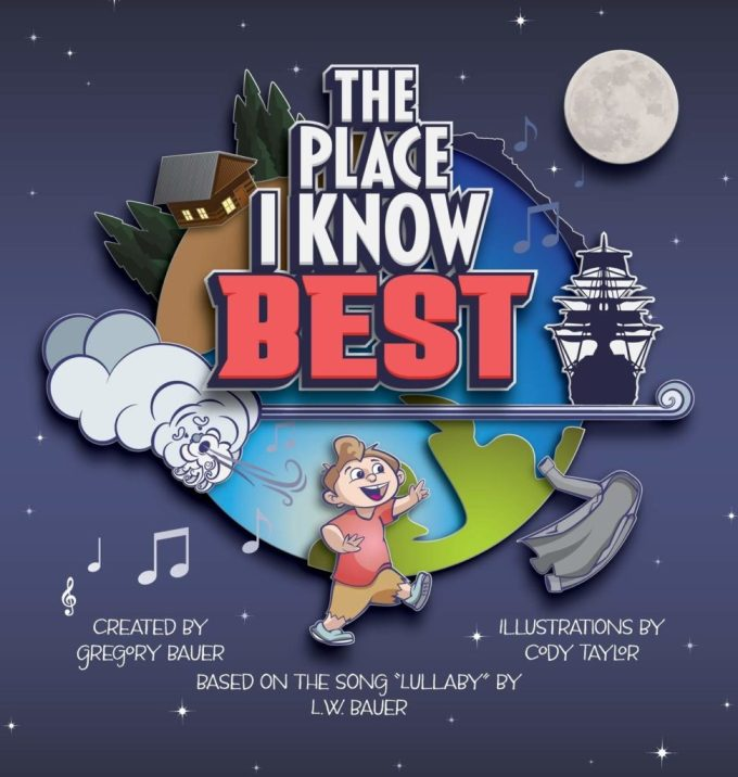 The Place I Know Best: Book Cover