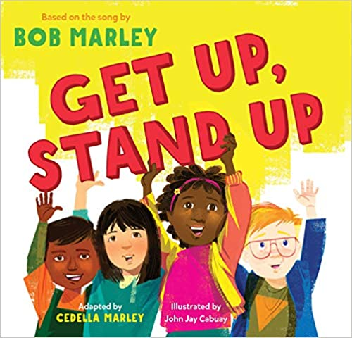 Get Up Stand Up Book Cover