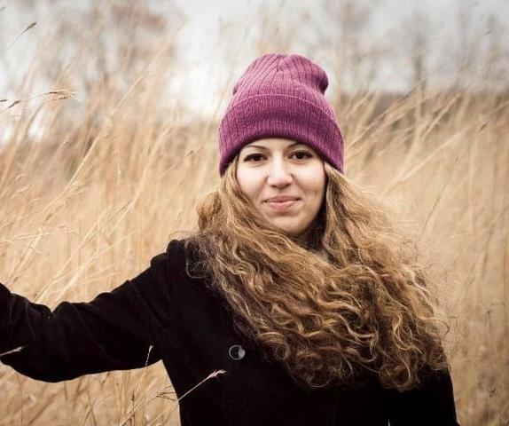 Mariam Shapera Author Headshot