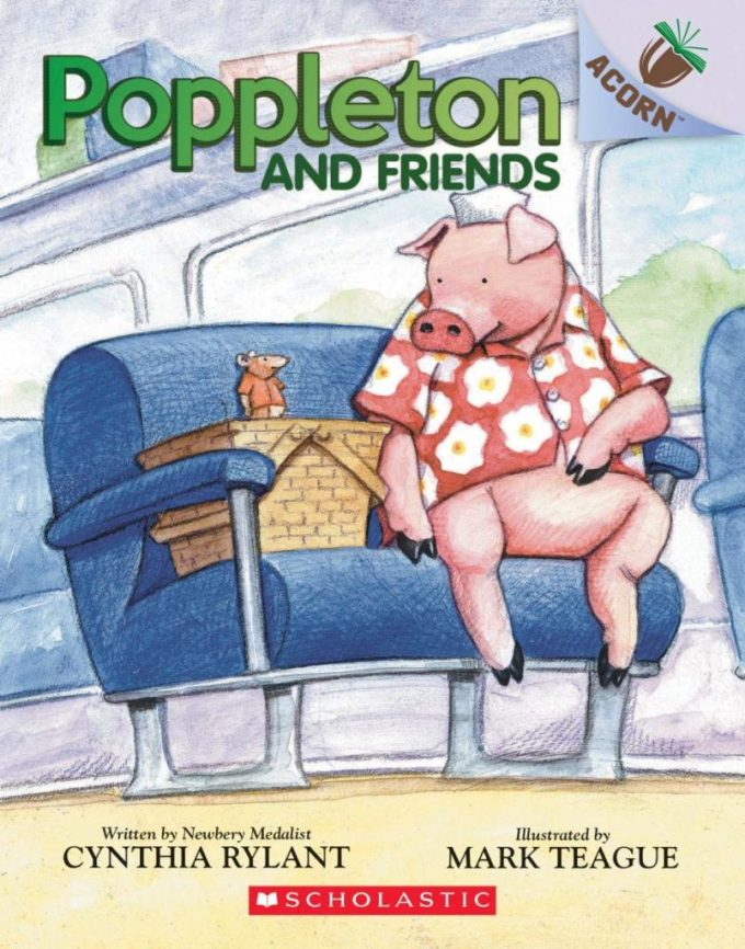 Poppleton and Friends: Book Cover