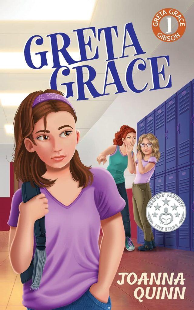 Greta Grace Book Cover
