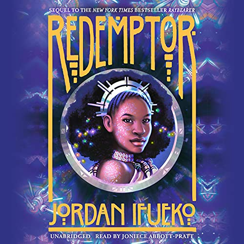 REDEMPTOR Audiobook Cover