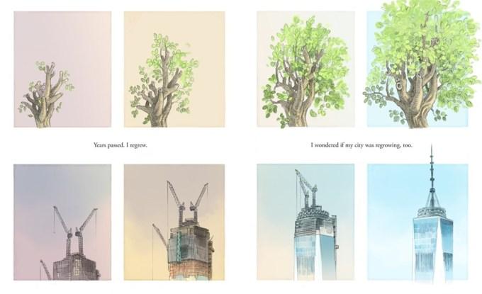 This Very Tree Illustration by Sean Rubin