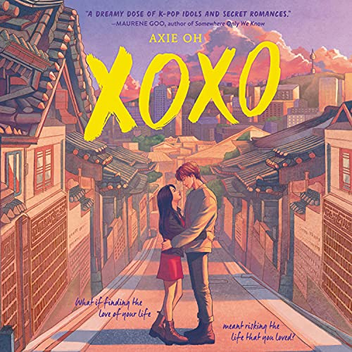 XOXO Audiobook Cover