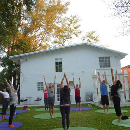 Move, Meditate and Feel Better with our Wellness Workshops