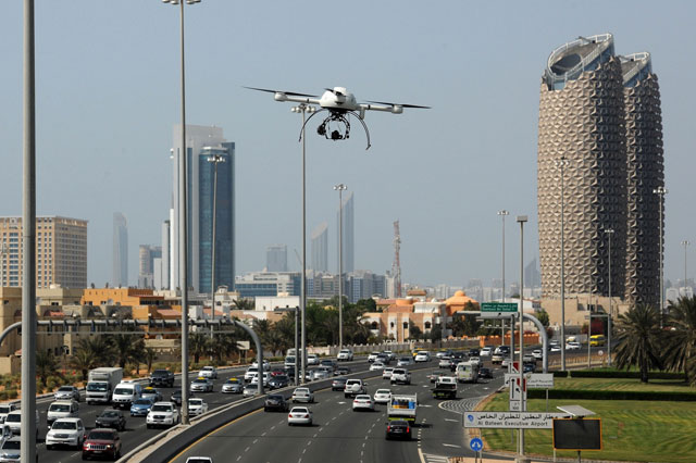 Drones and Apps Will Be Used to Broadcast Miami Traffic in an Internet Artwork