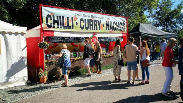 Holker Hall Chilli Festival