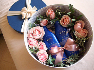 Delightful Life In Bloom with NIVEA Skin Delight