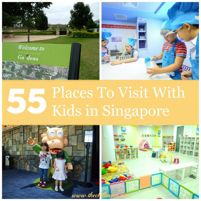 55 More Fun Places To Bring Kids In Singapore