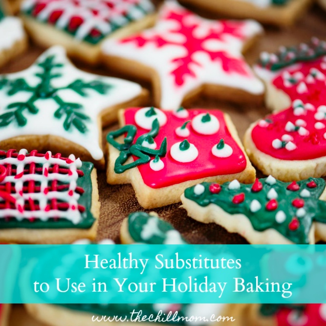 Healthy Substitutes to Use in Your Holiday Baking