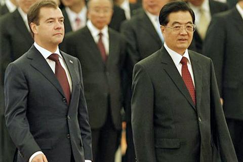 China, Russia Agree to Strengthen Strategic Partnership