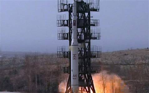 EU urges North Korea to refrain from satellite launch