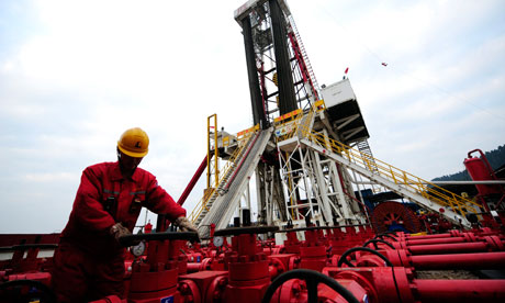 Sinopec, Conocophilips to research W China shale gas