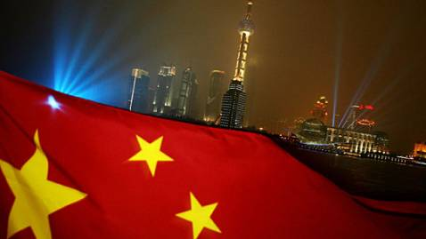 China's 2012 growth eases to 13-year low