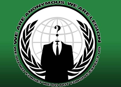 Hacker group Anonymous took down hundreds of Chinese websites