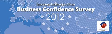 EU Chamber of Commerce Business Confidence Survey 2012