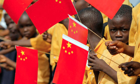 Africans urge China to help create sustainable development