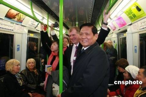 Former mayor of Beijing Liu Qi to attend London Olympics opening ceremony