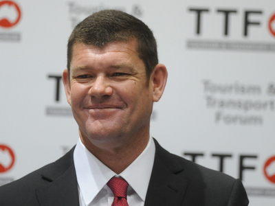 James Packer: China's middle class to change Australian economy