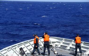 Chinese navy conducts rescue drills in western Pacific Ocean