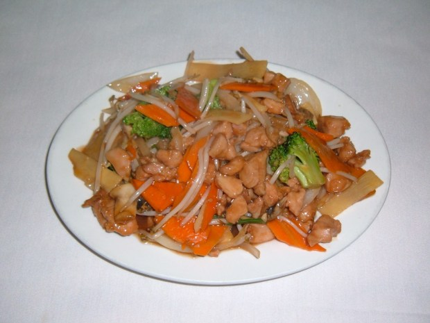 Recipe for Chop Suey