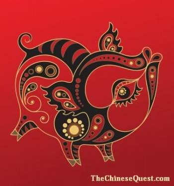Chinese Zodiac Pig Traits and Personality