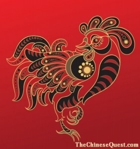Chinese Zodiac Rooster Traits and Personality