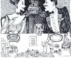 Proper Jewish Dining Etiquette