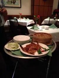 Chef Ho's Peking Duck
