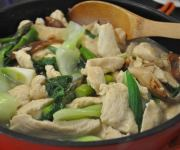 Recipe for Moo Goo Gai Pan