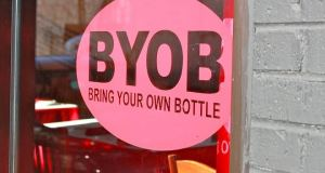 byob-bring-your-own-bottle