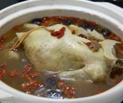 [RECIPE]  Whole Chicken Chinese Soup