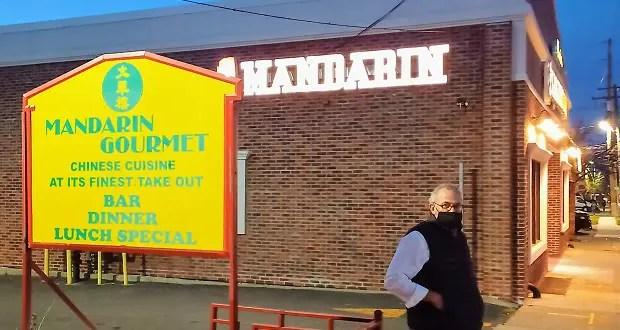 Albert's Mandarin Gourmet Huntington NY Banner