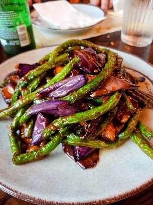 365-Noodle-Bar-Grill-String-Beans-Eggplant