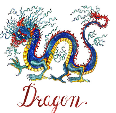 Dragon 2018 horoscope feng shui - Lucky color for new year 2019 ...
