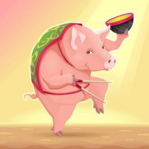 earth pig year 2019