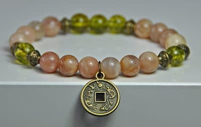 bracelet charm for money and wealth