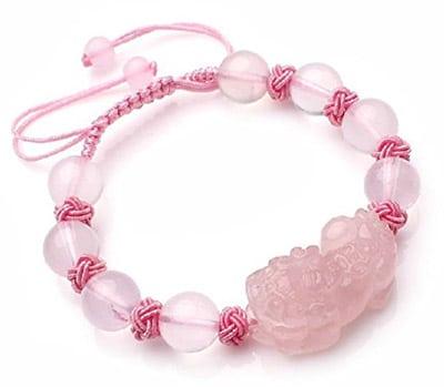 feng shui bracelet love charm