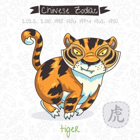 tiger chinese horoscope - year of the tiger 2019