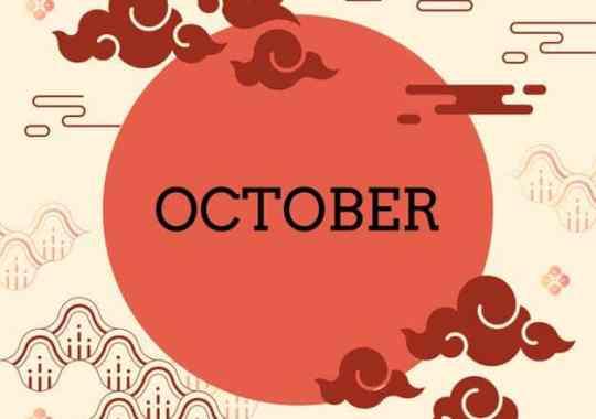 October 2020 Monthly Horoscope