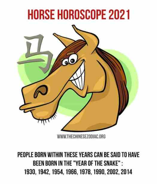 Year of the Horse 2021