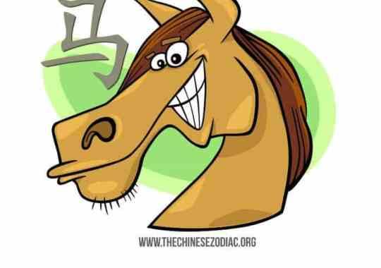 Year of the Horse 2021 Horoscope