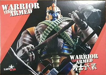 Last War WARRIOR ARMED Weapon Kit for MP Beast Wars Dinobot