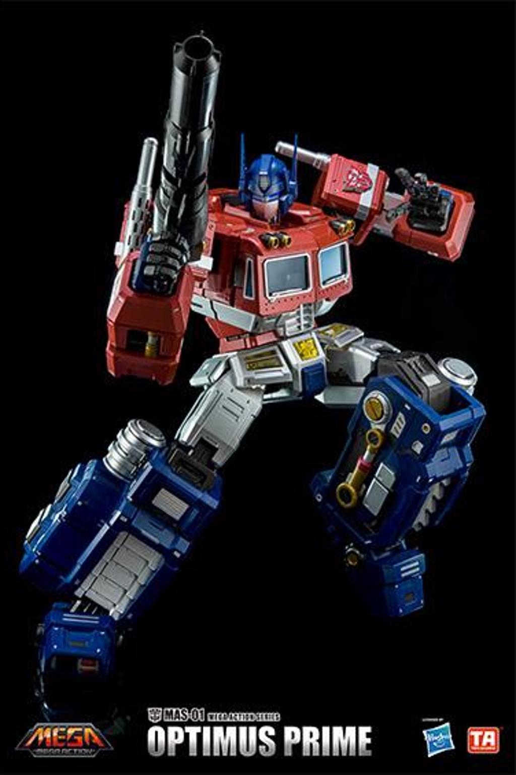 Toys Alliance Mega Action Series Mas 01 Optimus Prime