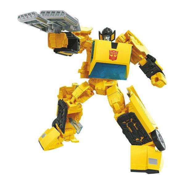Transformers: Earthrise Deluxe Class SUNSTREAKER