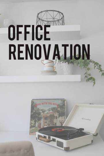 Home Office Renovation The Chris Amp Claude Co