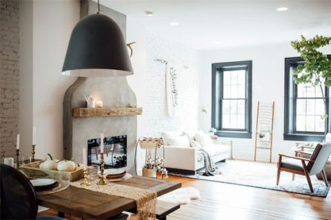 Chestnut Street Lancaster Renovation by The Chris & Claude Co